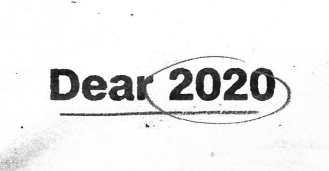 Dear 2020 (January 3, 2021)