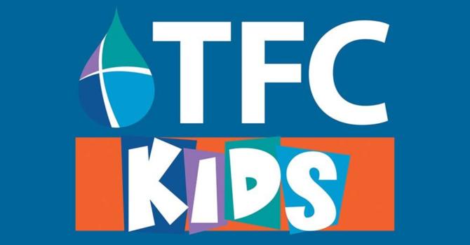 TFC Kids - WEDNESDAY