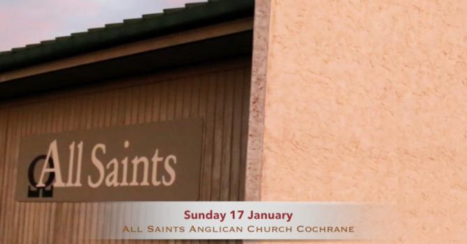 Eucharist Service January 17, 2021