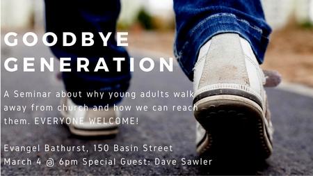 Goodbye Generation