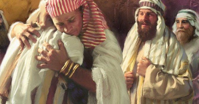 Wow! Joseph image