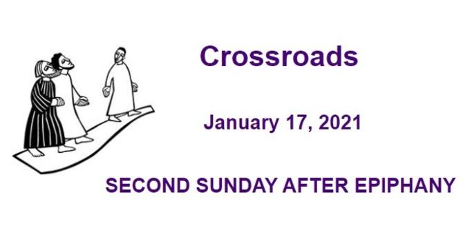 Crossroads January 17, 2021 image