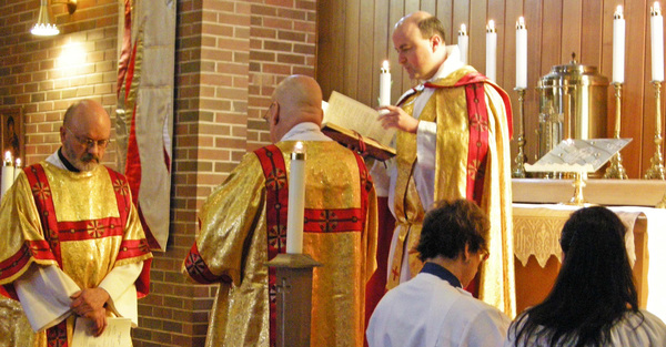 Evensong at St. Stephen the Martyr