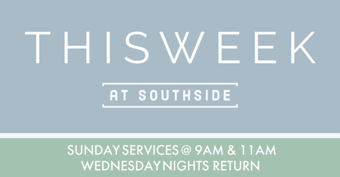 This Week at Southside (1.17.21) image