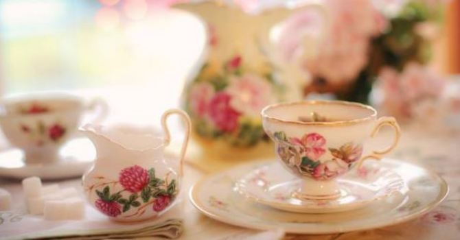 Afternoon Tea Tuesdays