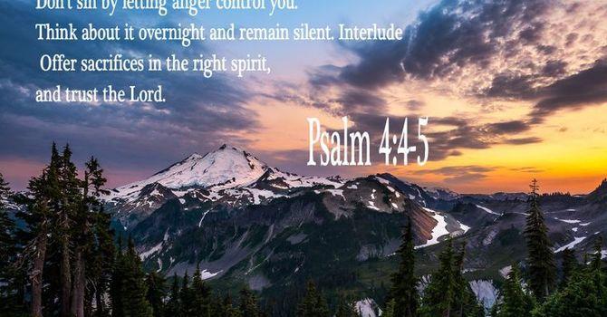 Rest in God image