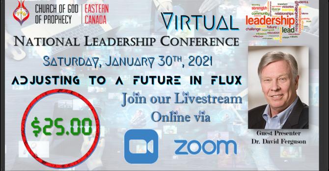 Virtual National Leadership Conference 2021