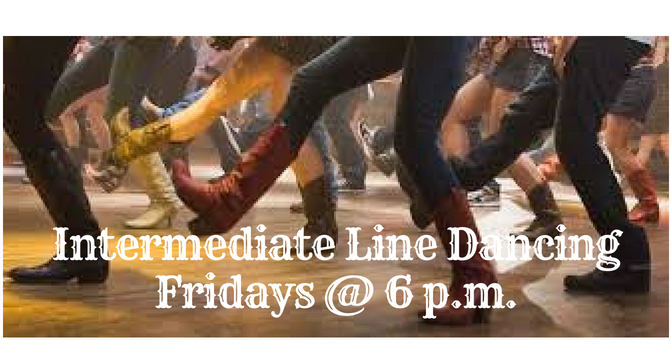 Line Dancing (Intermediate)Rm1-2