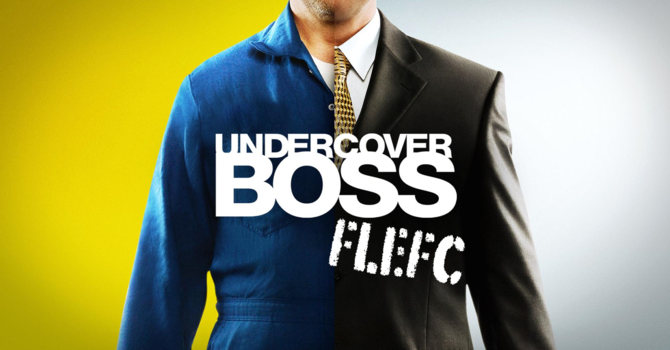 Undercover Boss Video - Week #2 image