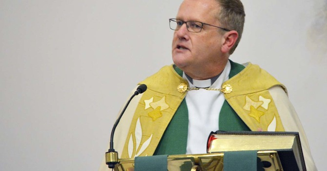The Induction of the Reverend Grant Rodgers, Vicar Christ the Redeemer, Surrey