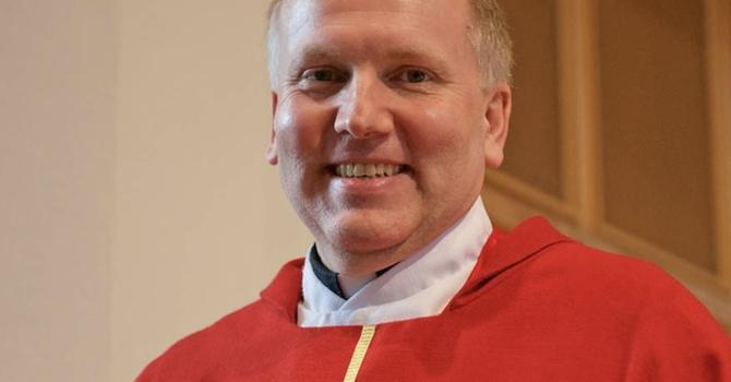 Bishop- Coadjutor Elect  John Stevens image