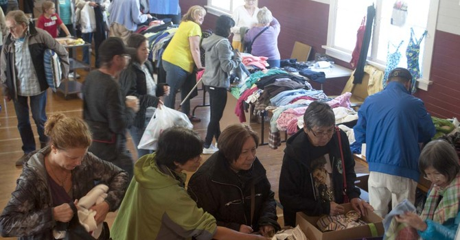 St Philip's Fall Rummage Sale