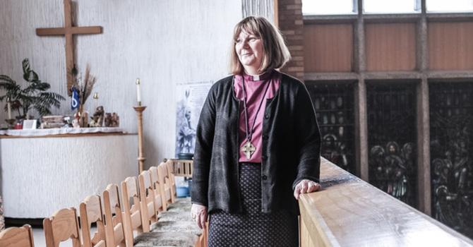 Bishop Jane Announces Timing for Resignation image
