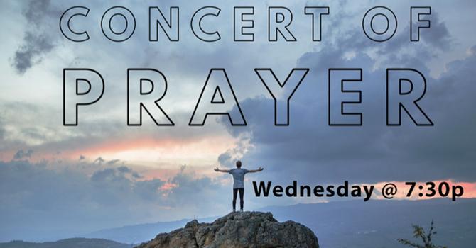 Concert of Prayer