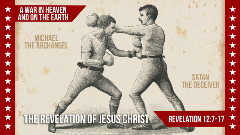 The War in Heaven and on Earth