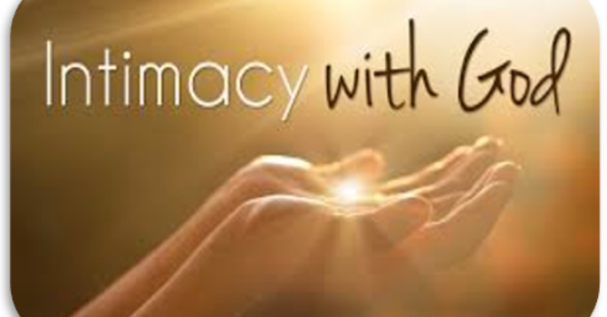 God is Holding Our Life Awakening to Intimacy with God (Z)