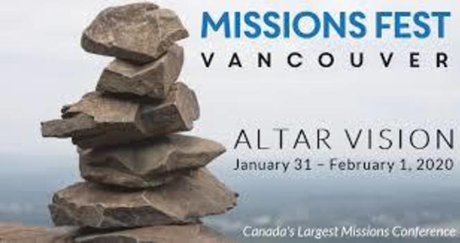 Missions Fest 2020