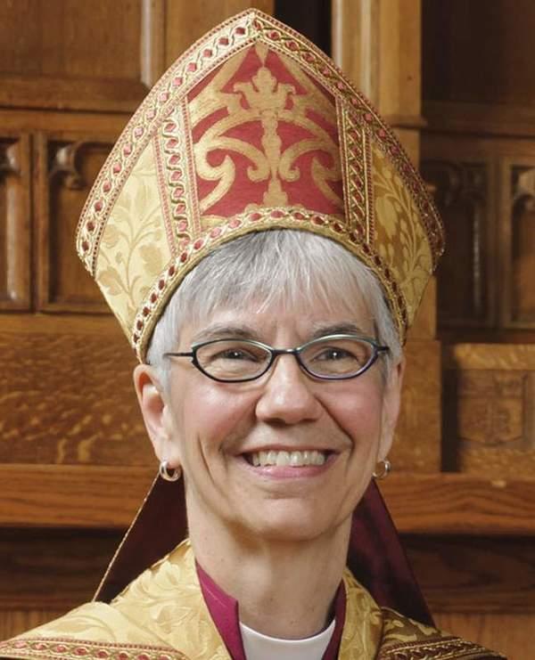 Archbishop Melissa's Visit