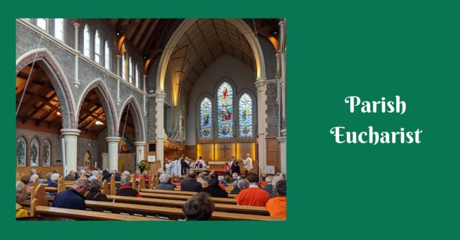 Parish Eucharist - January 17, 2021 image