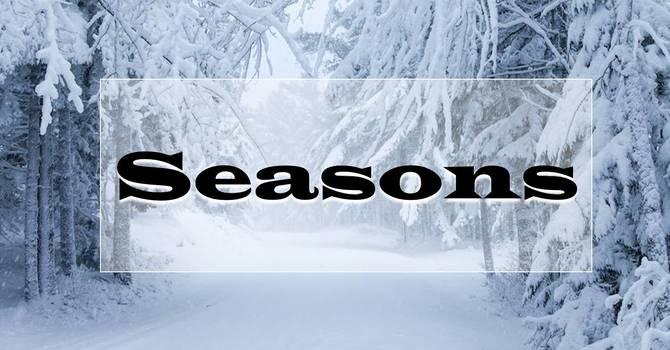 Winter Pt.2 - A Time To Prepare
