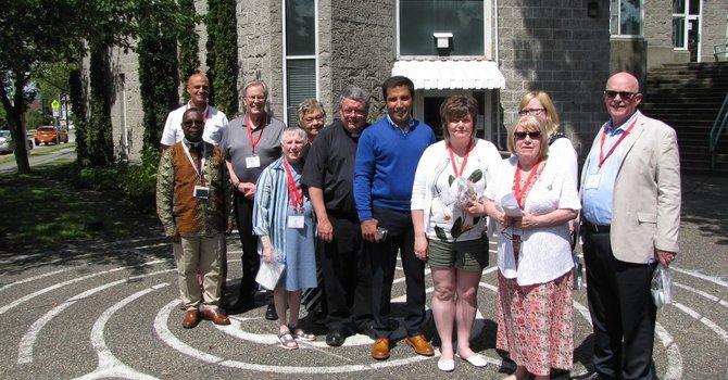 General Synod Visitors image