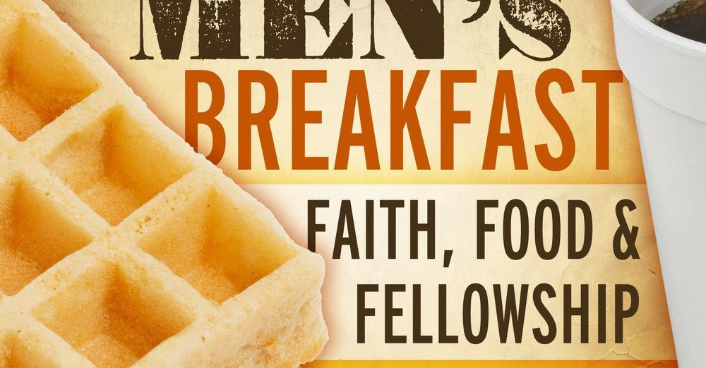 Crossroads Men's Prayer Breakfast