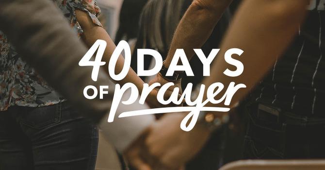 40 DOP, Week Three: Spirit Empowerment/Fullness image
