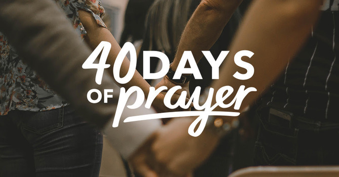 40 DOP, Week One: The Holiness of God image