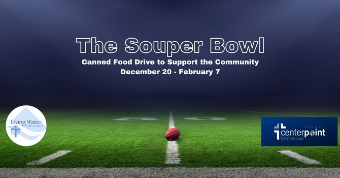 Souperbowl #2.  How to share good news in days like this.