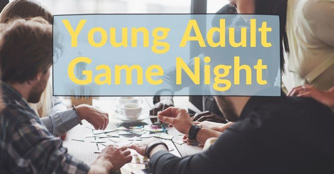 Young Adult Game Night image