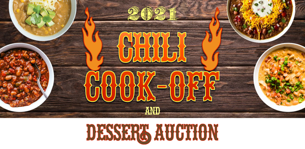 Annual Chili Cook-Off & Dessert Auction