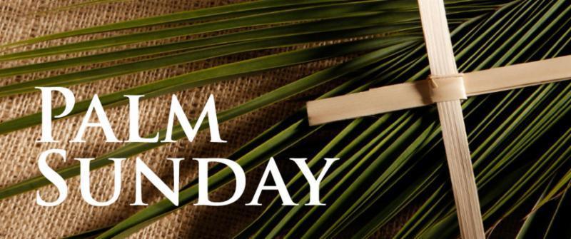 Palm Sunday Mystery