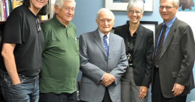 Bishop Skelton Hosts an Expert Panel on First Nations Engagement image