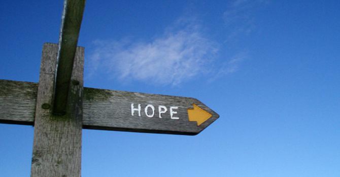 Hope. image