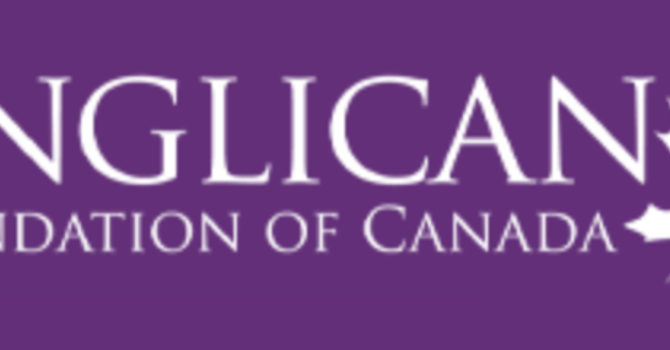 The Anglican Foundation image