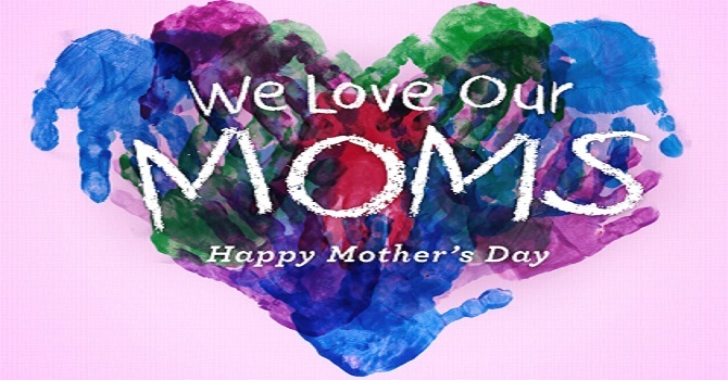 Celebrating Moms! image