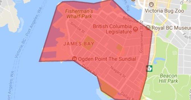 James Bay Neighbourhood Maps image