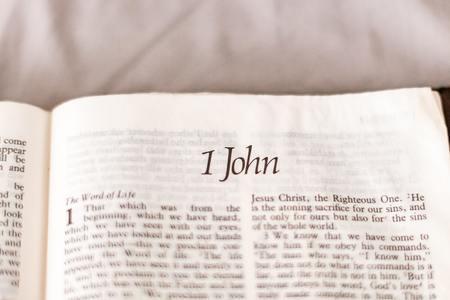 NT123 - 1 John