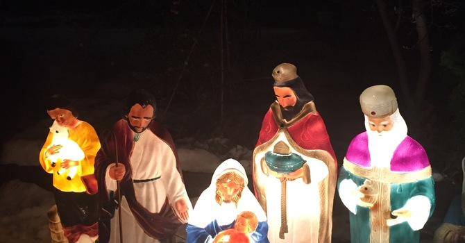 Christmas Services at St. Clement's