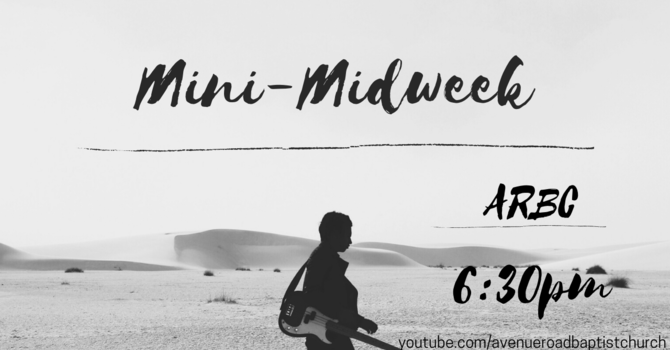 New Mini-Midweek Services image