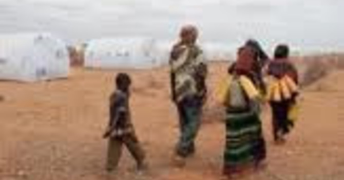East Africa Drought  image