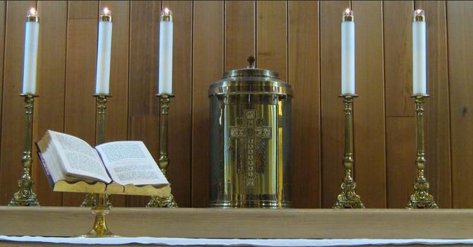 Solemn Evensong for St. Matthias Feast Day