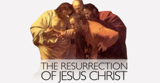 Resurrection of Jesus | pt. 1