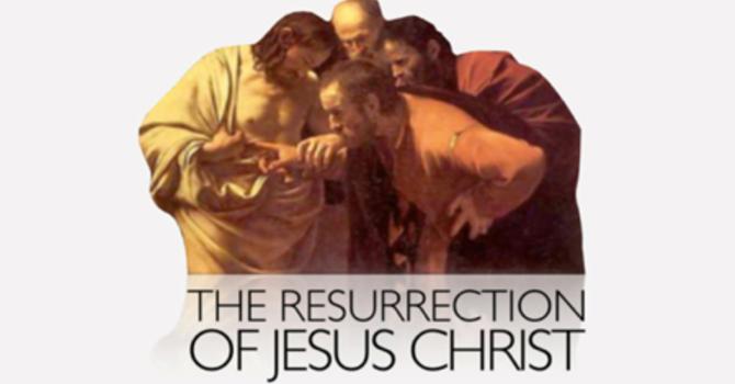 Resurrection of Jesus | pt. 1