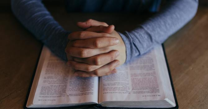 Daily Prayer Service Now Available image