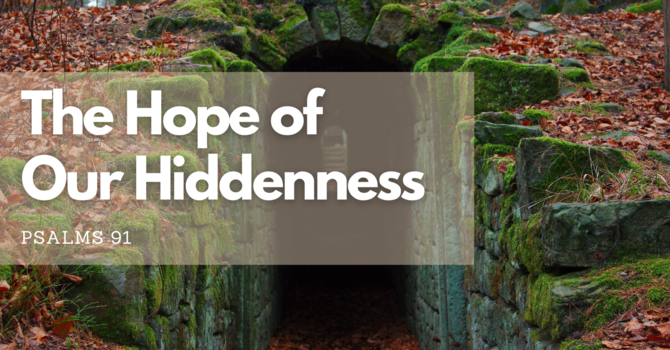 The Hope of Hiddenness