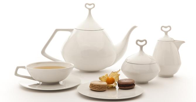 Father - Daughter Tea image