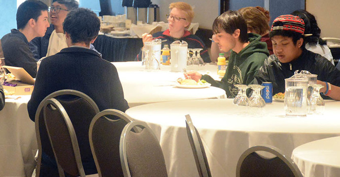 Encouraging the Formation of Youth Leadership in the Parish image