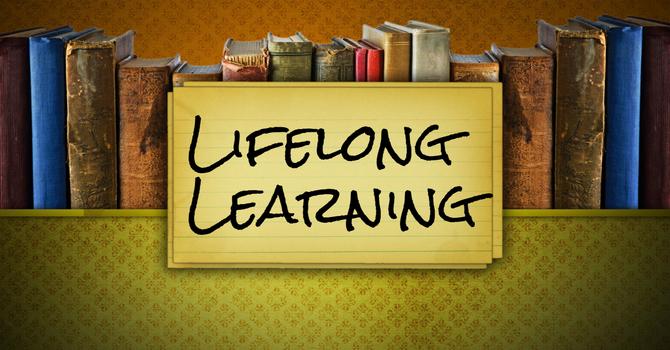 Lifelong Learning image