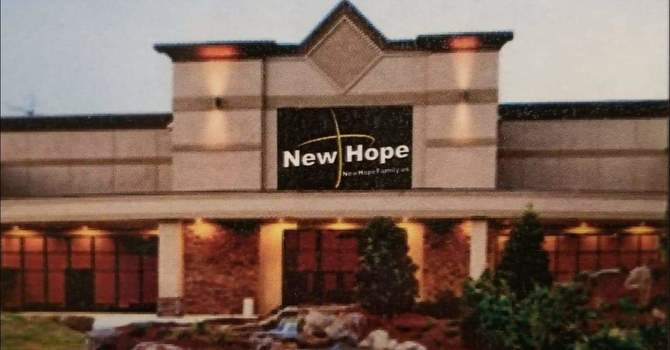 New Hope Building Project image